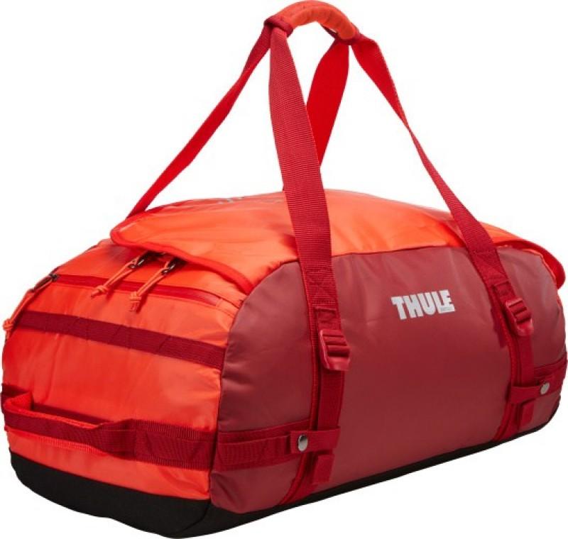 Thule CHASM Malá cestovní taška 40 l (oranžová/červená)