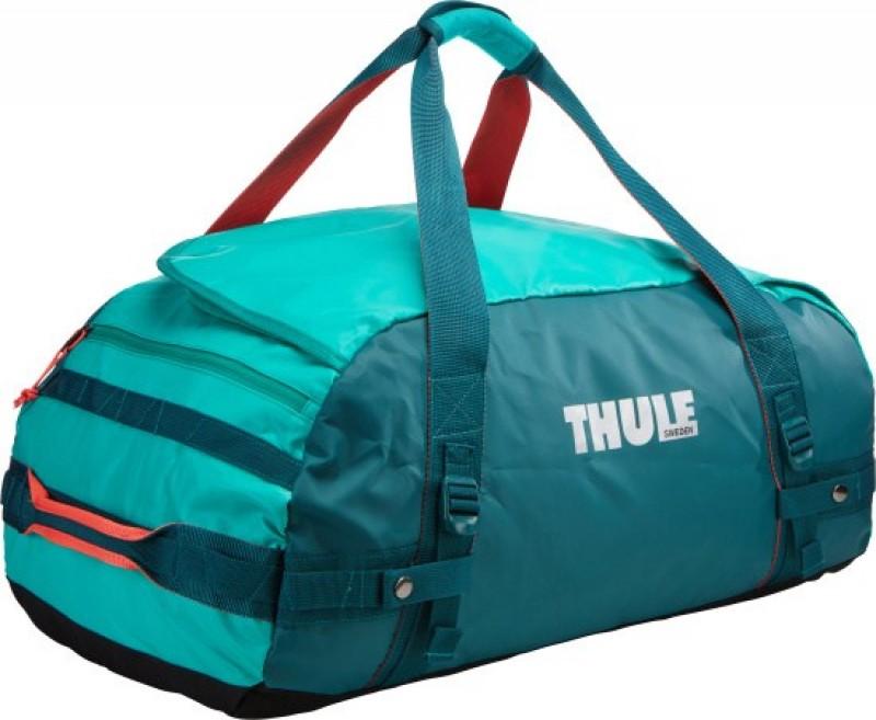 Thule CHASM Středně velká cestovní taška 70 l (tyrkysová)