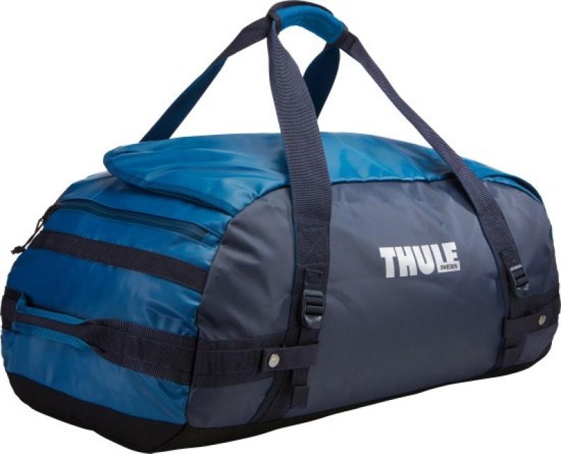 Thule CHASM Středně velká cestovní taška 70 l (modrá/šedá)