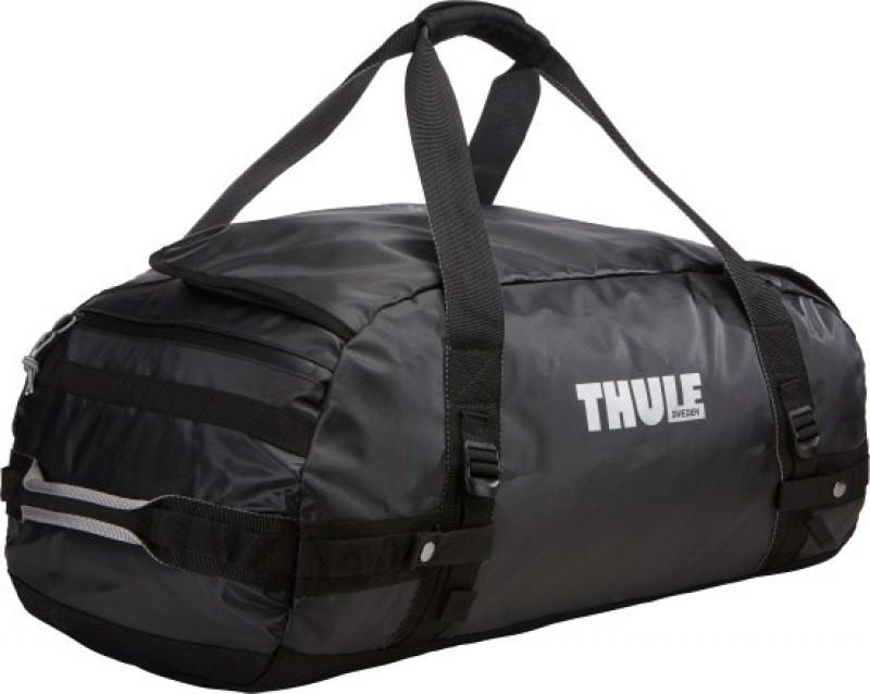 Thule CHASM Středně velká cestovní taška 70 l (černá)
