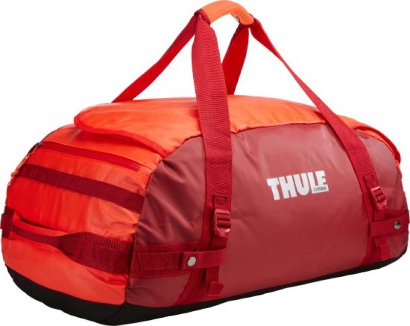 Thule CHASM Středně velká cestovní taška 70 l (oranžová/červená)