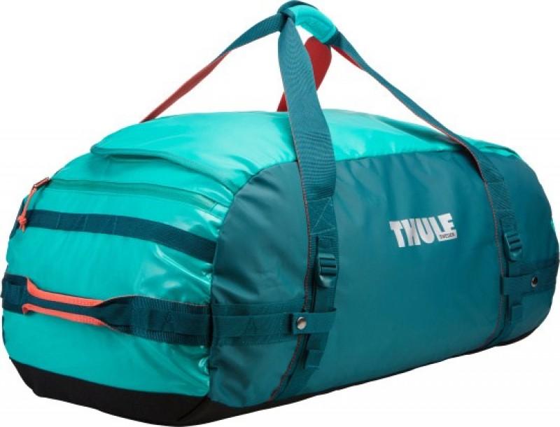 Thule CHASM Velká cestovní taška 90 l (tyrkysová)