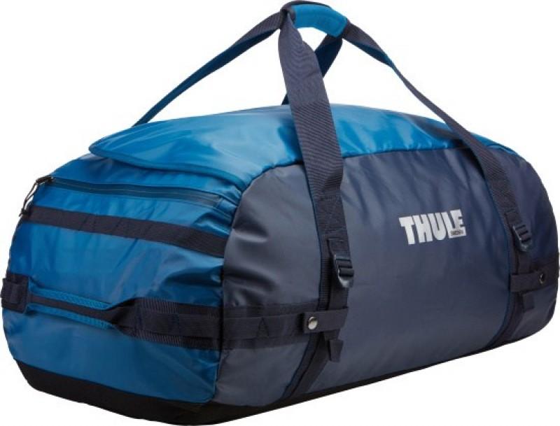 Thule CHASM Velká cestovní taška 90 l (modrá/šedá)