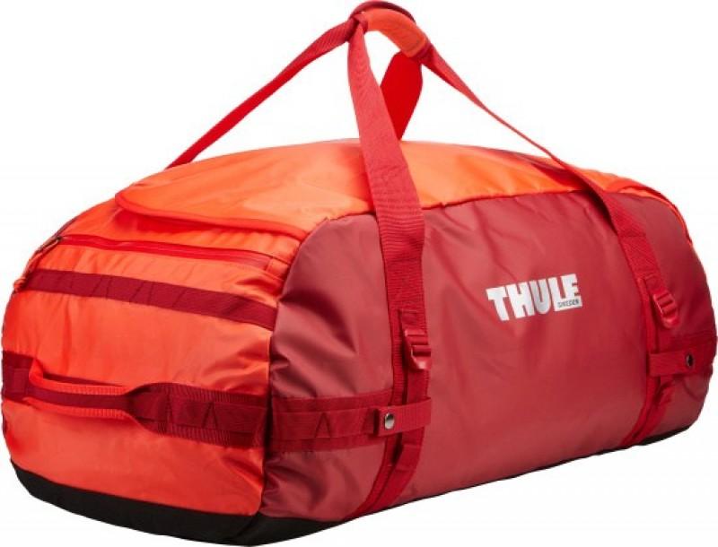 Thule CHASM Velká cestovní taška 90 l (oranžová/červená)