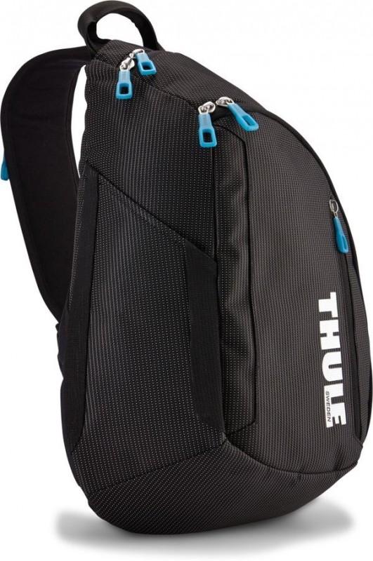 Thule CROSSOVER Jednoramenný batoh na notebook 17 l (Černý)