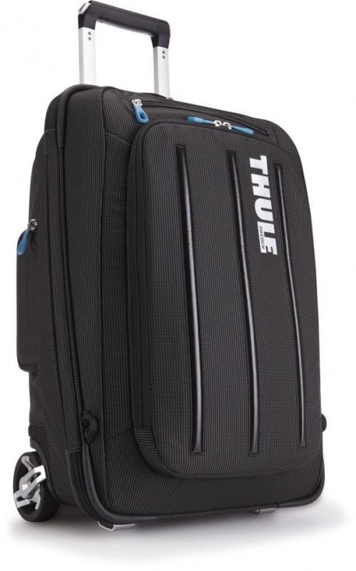 Thule CROSSOVER Pojizdný kufr na ramena 38 l (Černý)