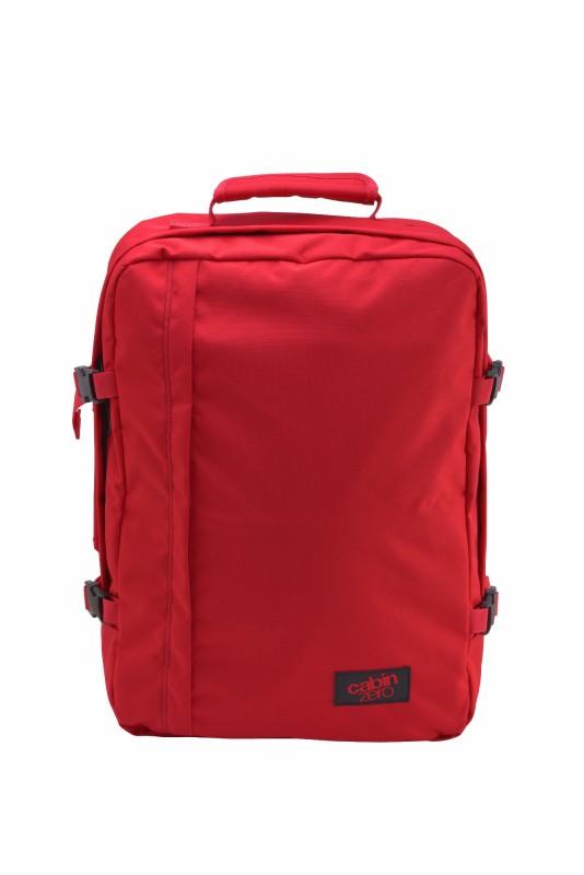 CabinZero CLASSIC ULTRA-LIGHT Odlehčený batoh 44 l (Naga Red)