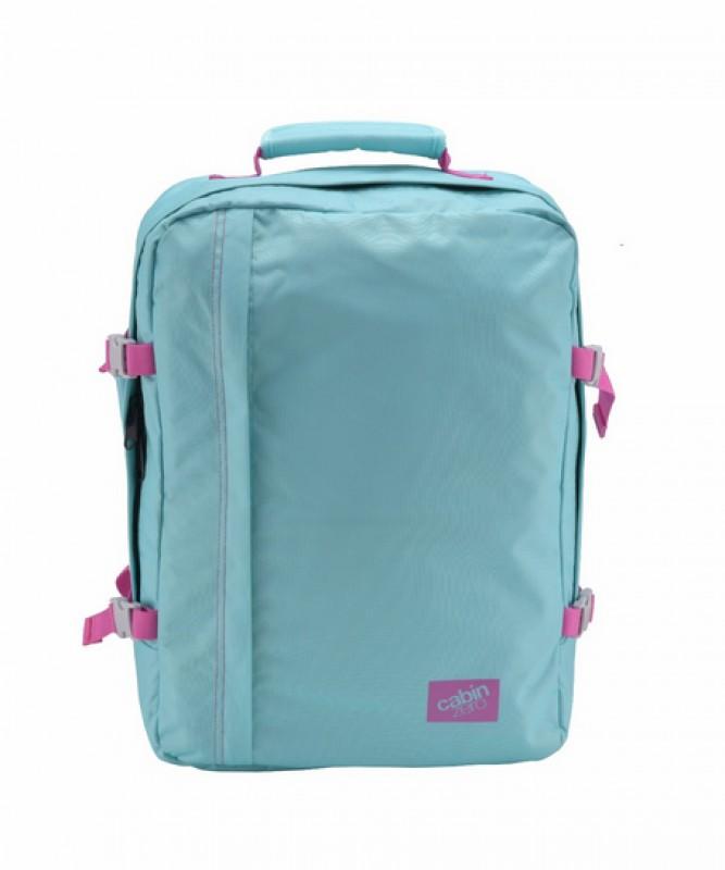 CabinZero MINI ULTRA-LIGHT Odlehčený batoh 28 l (Lipe Blue)