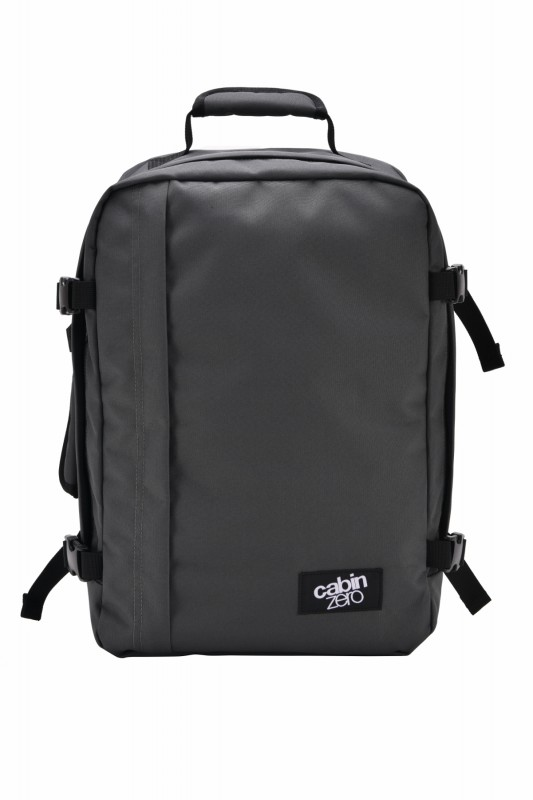 CabinZero MEDIUM ULTRA-LIGHT Odlehčený batoh 36 l (Original Grey)