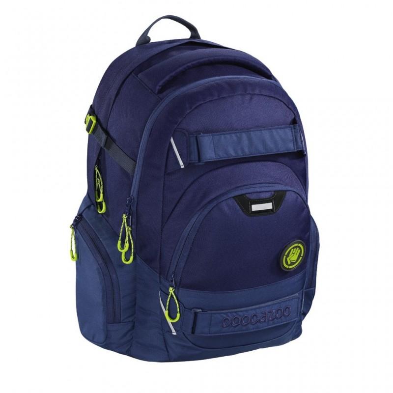 Coocazoo CARRYLARRY2 Školní batoh od 3.třídy - Solid Seaman