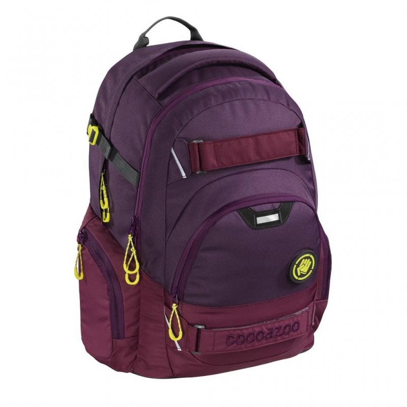 Coocazoo CARRYLARRY2 Školní batoh od 3.třídy - Solid Berryman