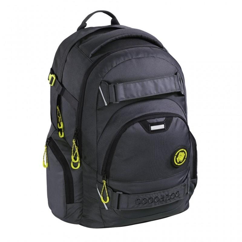 Coocazoo CARRYLARRY2 Školní batoh od 3.třídy - Solid Shadowman