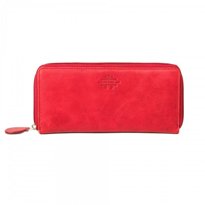 Travelite LICHTBLAU Peněženka (Red)
