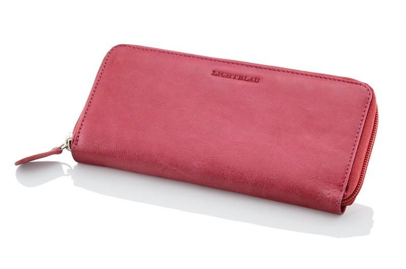 Travelite LICHTBLAU Peněženka (Pink)