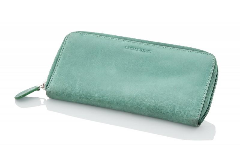 Travelite LICHTBLAU Peněženka (Turquoise)