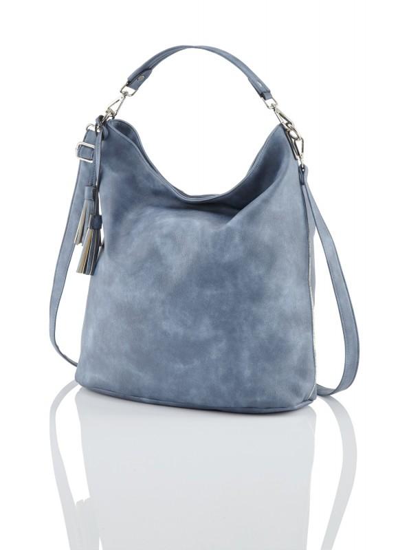 Travelite LICHTBLAU dámská kabelka (Light grey)