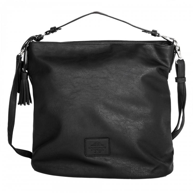 Travelite LICHTBLAU dámská kabelka (Black)