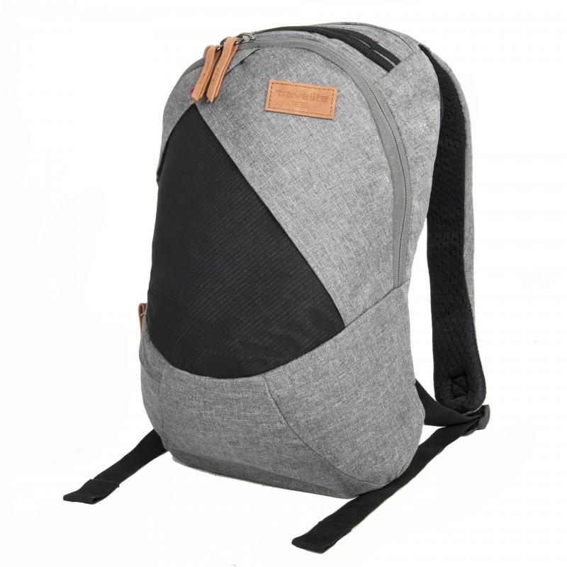 Travelite BASICS Městský batůžek S (Grey)