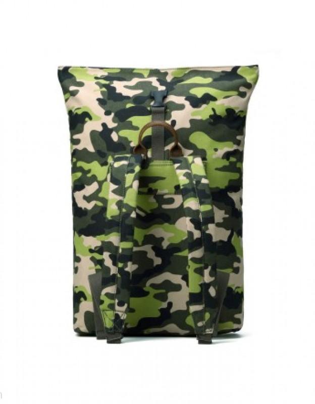 Troop London TRP0407 Jednoduchý maskáčový batoh (Camouflage) Troop London  TRP0407 Jednoduchý maskáčový ... 1f0ddebc92