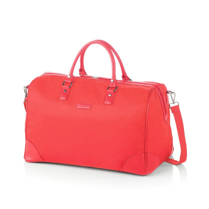 Gladiator VELVET Dámská cestovní taška, L (Red)