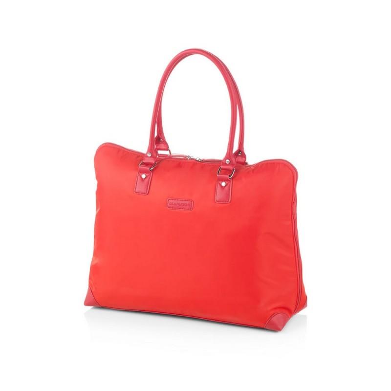 Gladiator VELVET Dámská cestovní taška, S (Red)