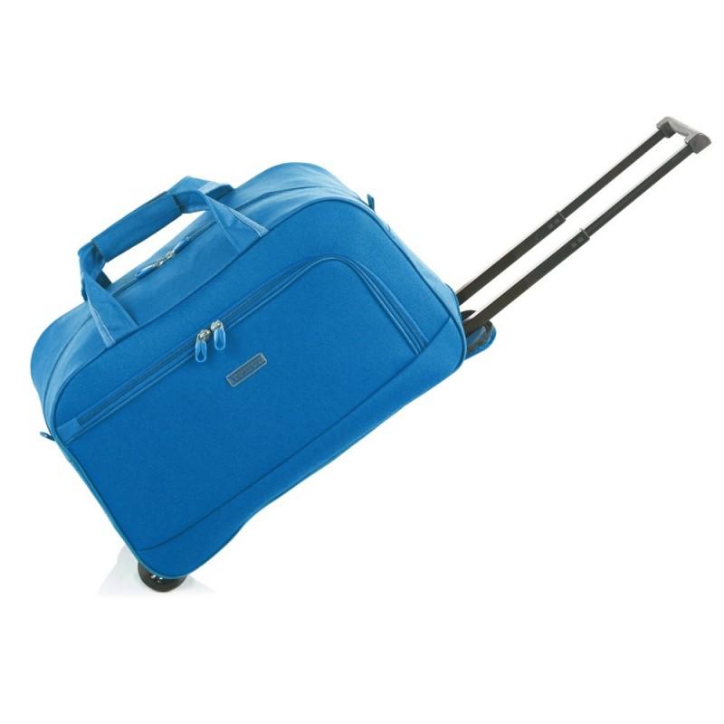Gladiator WAVY Malá cestovní taška na kolečkách S (Blue)