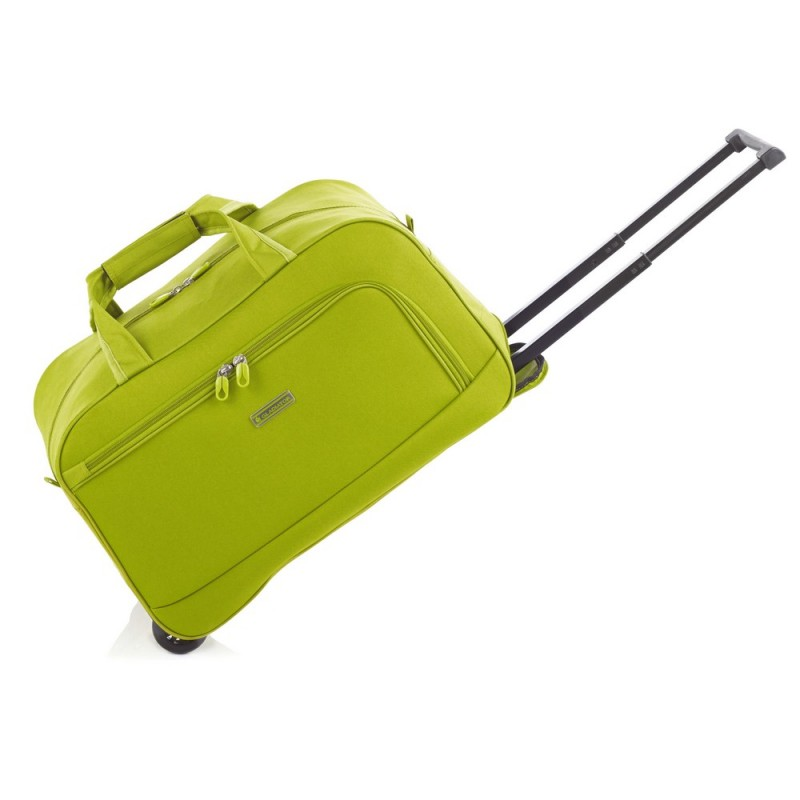Gladiator WAVY Malá cestovní taška na kolečkách S (Green)