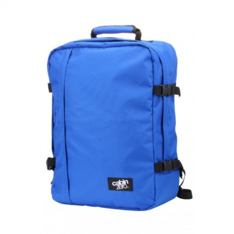 CabinZero MEDIUM ULTRA-LIGHT Odlehčený batoh 36 l (Royal Blue)