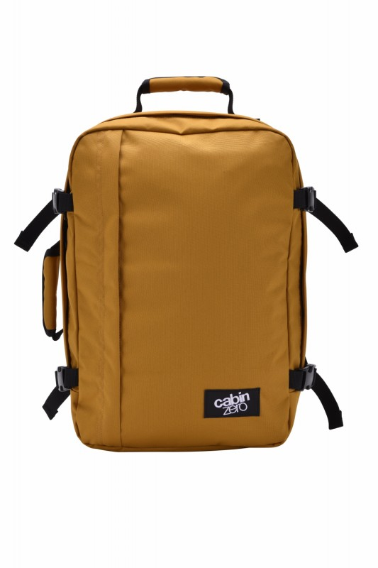 CabinZero MEDIUM ULTRA-LIGHT Odlehčený batoh 36 l (Orange Chill)