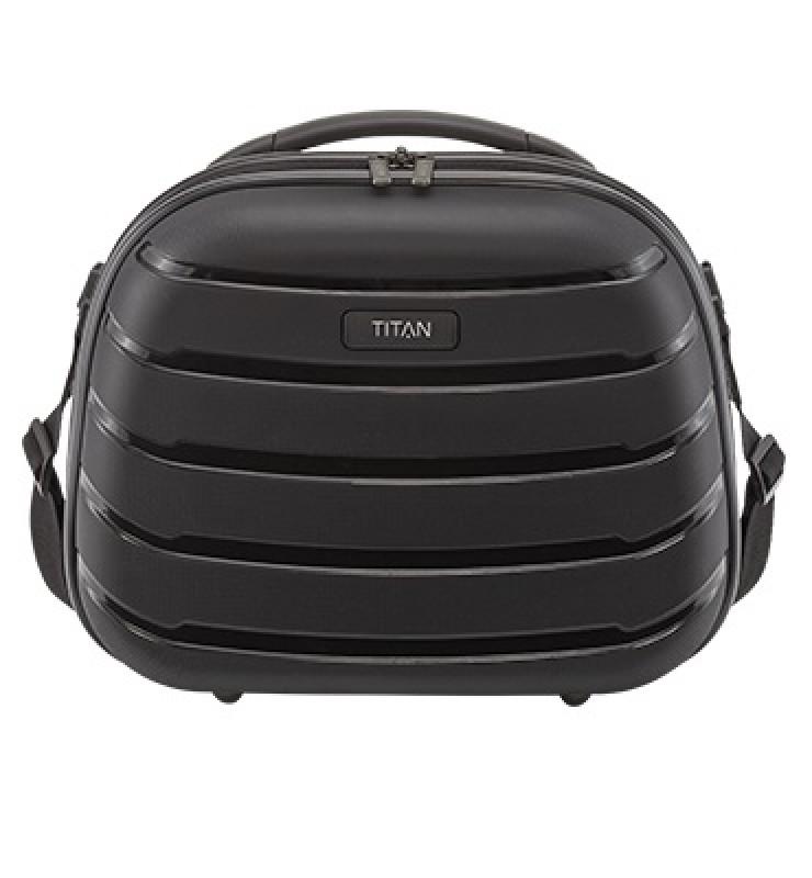 Titan LIMIT Kosmetický kufřík (Black)