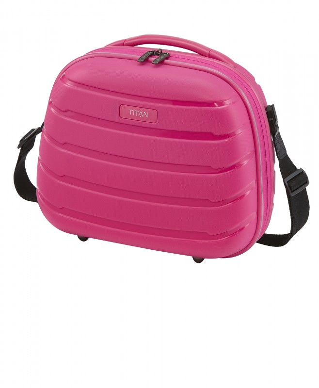 Titan LIMIT Kosmetický kufřík (Hot Pink)