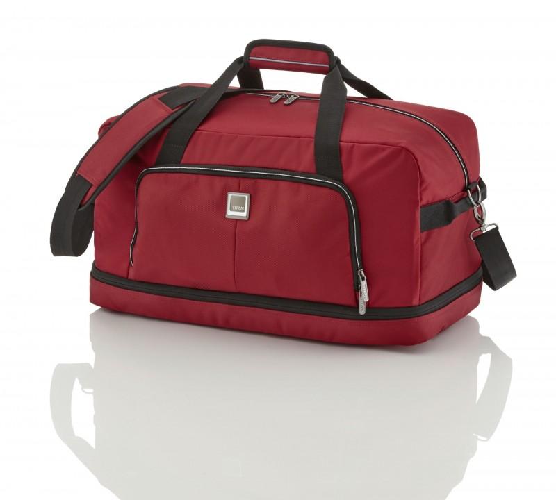 Titan NONSTOP Cestovní taška 53cm (Red)