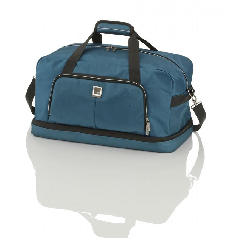 Titan NONSTOP Cestovní taška 53cm (Petrol)