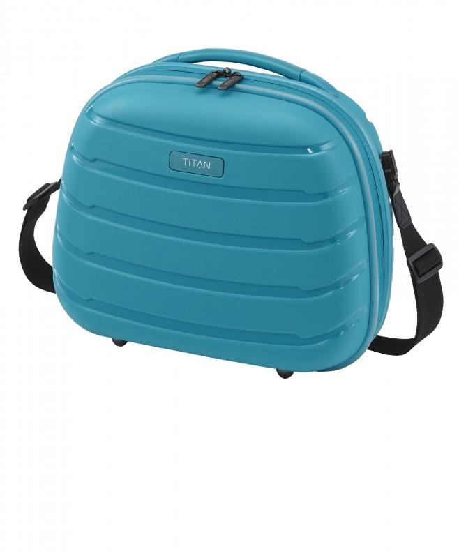Titan LIMIT Kosmetický kufřík (Aqua Blue)