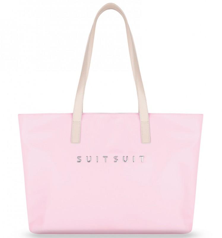 SuitSuit FABULOUS FIFTIES Dámská taška (Pink Dust)