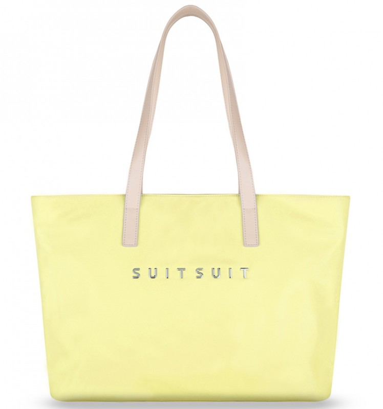 SuitSuit FABULOUS FIFTIES Dámská taška (Mango Cream)