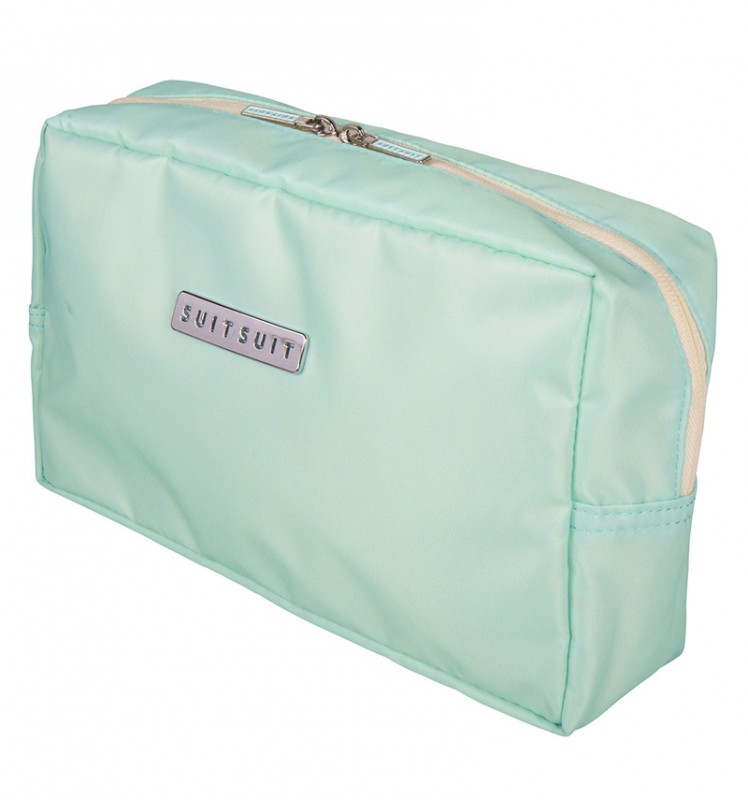 SuitSuit Cestovní obal na kosmetiku - Luminous Mint