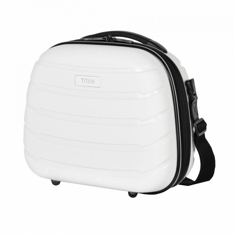 Titan LIMIT Kosmetický kufřík (White)