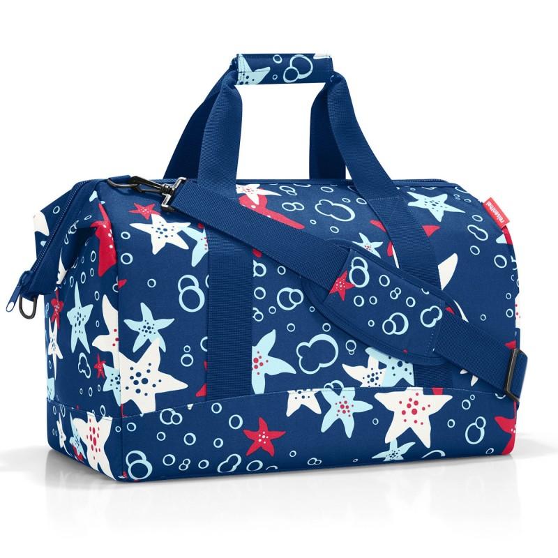 Reisenthel ALLROUNDER Cestovní taška přes rameno, L (Aquarius)