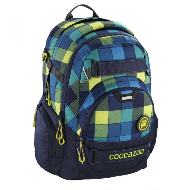 Coocazoo CARRYLARRY2 Školní batoh od 3.třídy - Lime District