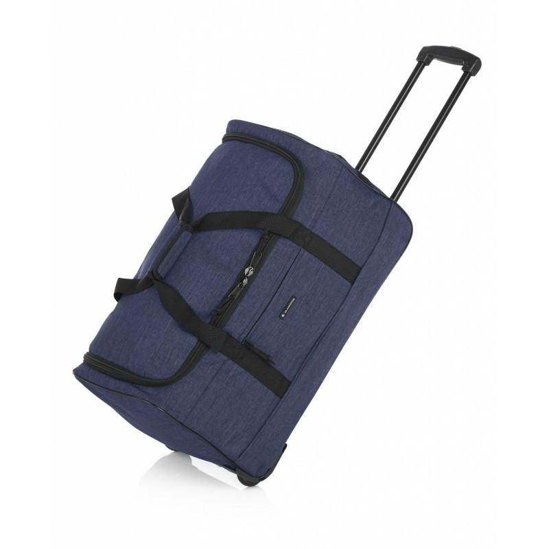 Gladiator CREW DENIM Cestovní taška 2w pro mladé cestovatele (Navy)