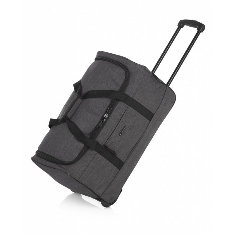 Gladiator CREW DENIM Cestovní taška 2w pro mladé cestovatele (Grey)