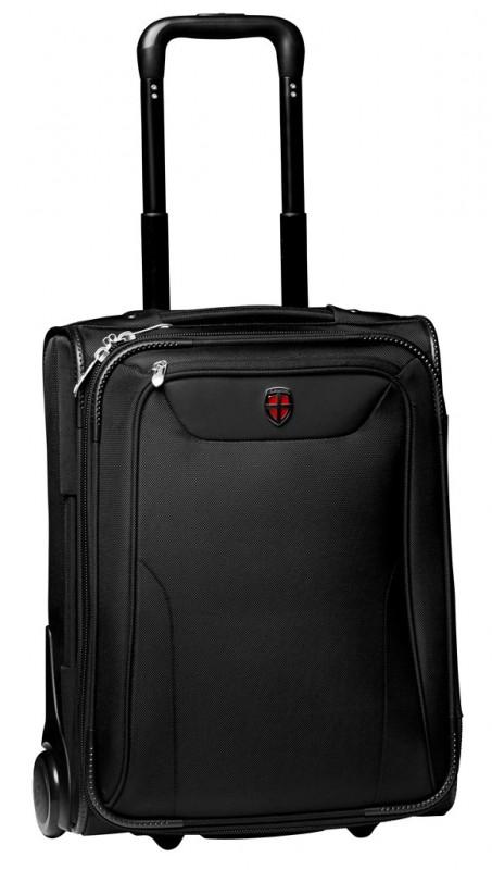 Ellehammer COPENHAGEN Kabinové zavazadlo 48cm (Black)
