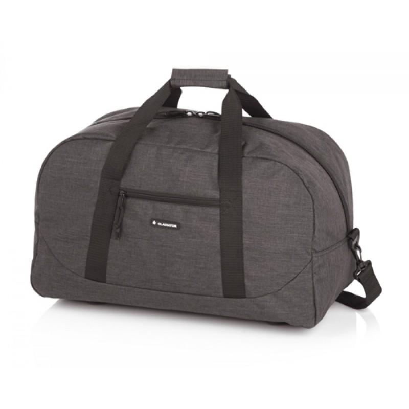 Gladiator CREW DENIM Cestovní taška pro mladé cestovatele (Grey)