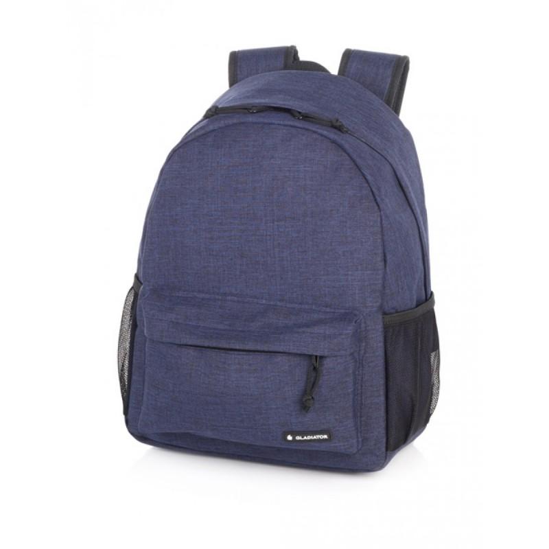Gladiator CREW DENIM Malý batoh pro mladé cestovatele 26 l  (Navy)