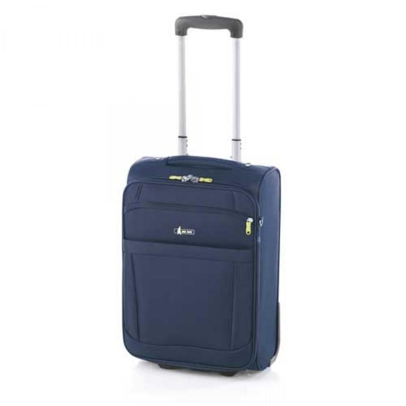 John Travel BEMUS Kufr 2 kolečka 71 cm (Blue)