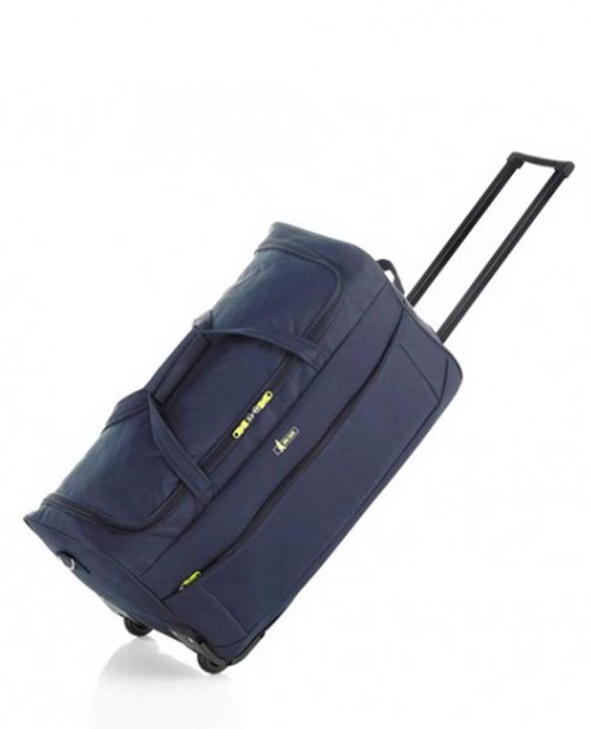 John Travel BEMUS Cestovní taška na kolečkách 63cm (Blue)