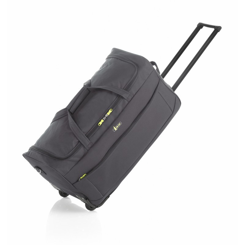 John Travel BEMUS Cestovní taška na kolečkách 63cm (Grey)