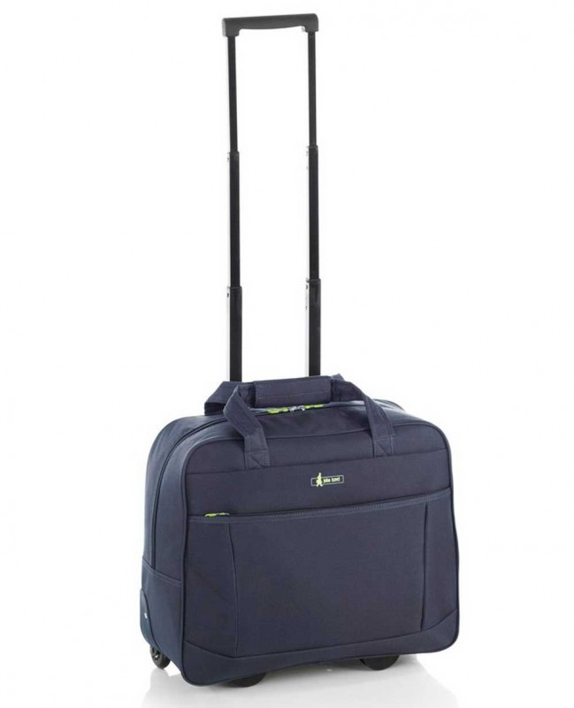 John Travel BEMUS Palubní taška na kolečkách 45cm (Blue)