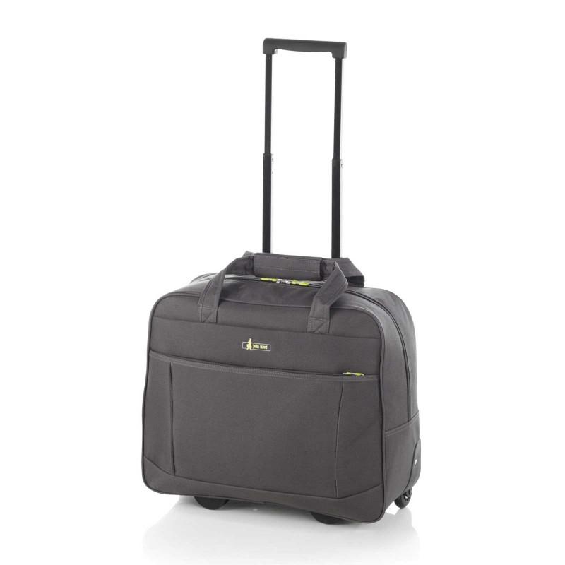 John Travel BEMUS Palubní taška na kolečkách 45cm (Grey)
